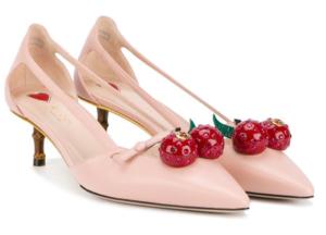 Gucci Unia embellished heel